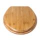 Bambu Slim Dizayn Slow Down Klozet Kapağı