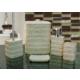 Byselim Stone İnci Polyester Banyo Seti