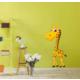 ArtRedGallery Zürafa Duvar Sticker