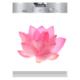 Çiçek Beyaz Eşya Sticker BUL108