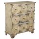 Wenge Home Masif Mango Wood Konsol 80x36.5x90 Cm