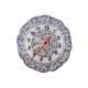 Quartz Ceramics El Yapımı Seramik 30 cm Saat