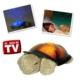 Cix Renk Değiştiren Müzikli Kaplumbağa Projeksiyon Gece Lambası Pembe