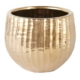 Karaca Home Wave Dekoratif Kase 17X17X13.5 Cm Gold