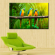 CanvasTablom T125 Papağanlar Kanvas Tablo