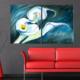 CanvasTablom İ652 Callas Çiçeği Parçalı Tablo
