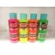 Yıldız Hobi Slime Jeli Neon Renkli 4Lü Set Boraks Hediyeli