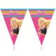 Tahtakale Toptancısı Barbie Temalı Flama Bayrak