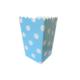 Tahtakale Toptancısı Popcorn Kutusu Karton Küçük Puanlı (Mısır Cips Kutusu) (10 Adet)