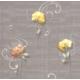 Duvar Kağıtcım 6458-2 Çiçekli Duvar Kağıdı