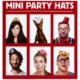 Npw Mini Parti Şapkaları - Mini Party Hats