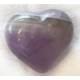 Ametist Taşı Kalp