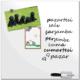Ejoya Dekoratif Cam Yazı Tahtası - Beyaz