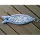Ejoya Mavi Balık Duvar Dekoru