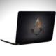 Dekolata Assassins Laptop Sticker