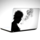 Dekolata Bob Dylan Laptop Sticker