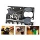Pratik Ninja Wallet 18 in 1 Multi Tool Kit