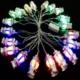 Pratik Fener Tasarımlı 20 Ledli Dekor Lambası (4 mt)