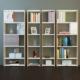 Eyibil Mobilya Yıldız 4 ' Lü Modern Kaliteli Kitaplık