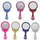 Tahtakale Toptancısı Ayna Yuvarlak Plastik Renkli (25 Adet)