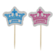 Tahtakale Toptancısı Prens / Prenses Kürdanlı Sticker (20 Adet)