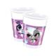 KullanAtMarket Littlest Pet Shop Cupcake Plastik Bardak 200Cc