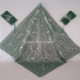 Smartevim Kına Gecesi Yeşil Damat Omuz Şalı Ve Eldivenleri Kına Malzemeleri