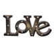 LoveQ Pano Ledli Love Siyahdore 48X5X21 Cm