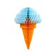 KullanAtMarket Mavi Külah Dondurma Petek Süs