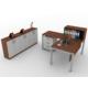 Kenyap 821012 Rena Büyük Ofis Takımı-140 Lık Masa Tip-1