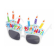 Partioutlet Happy Birthday Mumlu Gözlük