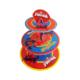 Partioutlet Spiderman Cupcake Kek Standı