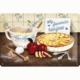 Nostalgic Art Home Bakery Metal Kabartmalı Duvar Panosu (20 X 30 Cm)