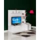 Mobetto NewYork Tv Ünitesi Zigon Sehpalı - Beyaz