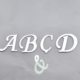 Tahtakale Toptancısı Alfabe Aynalı Pleksi 4 Cm - Flexi Harf (Y)