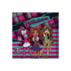 Tahtakale Toptancısı Kağıt Peçete Monster High Klasik 33 x 33 Cm (16 Adet)