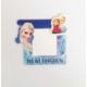 Alins Frozen Elsa & Anna Magnet Çerçeve 10 Adet