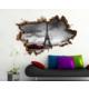 3D Art Eyfel – 3D Sticker 150x100 cm