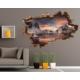 3D Art Karlı Dağlar 2 – 3D Sticker 150x100 cm