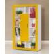 Mobetto Galaxy Kitaplık - Sarı Beyaz