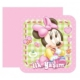 Sweetsorcery Baby Minnie Davetiye 6 Adet