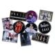 T-Bek Vintage Metal Pano Star Sanatçılar 10'lu Set 25