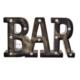 "Loveq Pano Ledli ""Bar"" 36X5X21 Cm Drn-55301"