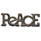 "Loveq Pano Ledli ""Peace"" 61X5X21 Cm Drn-55305"