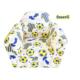 GadaHome Sarı-Lacivert Çocuk Koltuğu (Bebek Koltuğu)