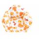 GadaHome Sarı Kırımızı Çocuk Koltuğu (Bebek Koltuğu)
