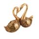 Ubi Home Dekoratif Altın 2'li Kuğu