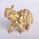 Ubi Home Dekoratif Altın 7'li Polyester Fil Taşlı