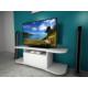 Ankara Mobilya Kelebek Kapaklı Tv Sehpası Parlak Beyaz