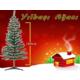 TveT Yılbaşı Ağacı Gür Dallar 180 cm
